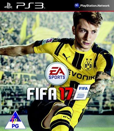 """Bakı şəhərində """"FiFA 17"""" PS3 oyunu"""