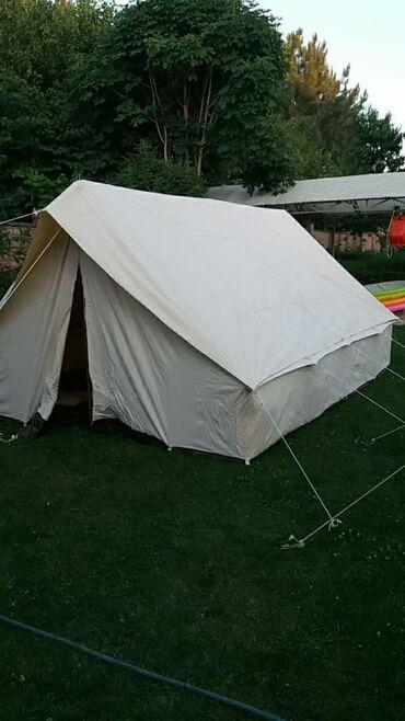 Продаю палатку: американская, новая, 8 местная