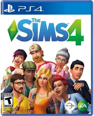 sims 4 - Azərbaycan: The sims 4. Sony PlayStation 4 Oyunlarının Və Aksesuarlarının