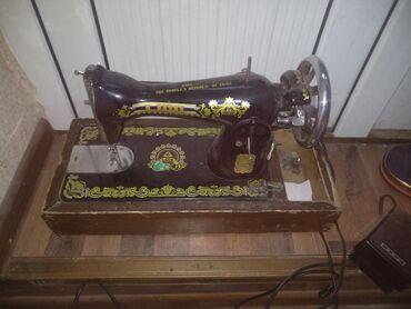 швейная-фурнитура-бишкек в Кыргызстан: Продается швейная машина с мотором