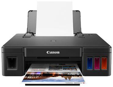 цветной принтер бишкек in Кыргызстан | ПРИНТЕРЫ: Продаю canon g1411 в хорошем состоянии с заводской донорской системой