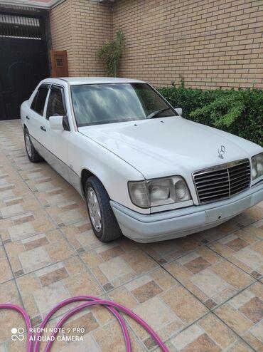 Dübəndida: Mercedes-Benz E 230 2.3 l. 1990   455000 km