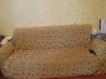 Ev və bağ Masallıda: 3 divan 2 kreslo satilir munasib qiymete Elaqe nomresi 050 400 16 84