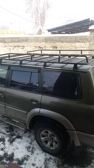 джип санг йонг в Кыргызстан: Багажник для джипа. Размер 135*230
