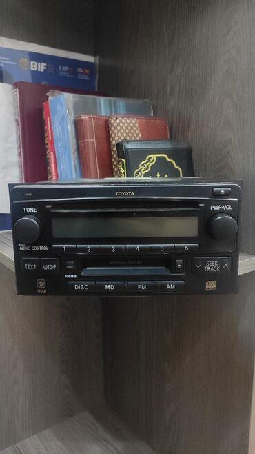 Автоэлектроника - Кыргызстан: Продаю Магнитофон на Тойота Ист. Родной . Оригинал. В идеальном