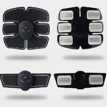 Пресс Тренажер для мышц брюшного пресса EMS, Электрический тренажер