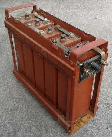 Продаю щелочной аккумулятор 5НК-125.        в Бишкек