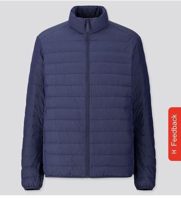 куртки uniqlo в Кыргызстан: Мужские демисезонные куртки Uniqlo цена 5000 сом UNIQLOВ НАЛИЧИИ