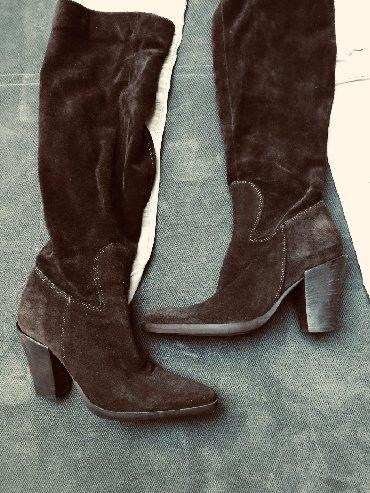 Potpuno nove cizme od prave koze - Novi Sad