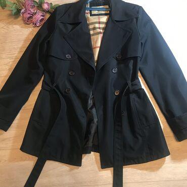 shorty burberry в Кыргызстан: Классическая куртка BurberryВ идеальном состоянии, производство
