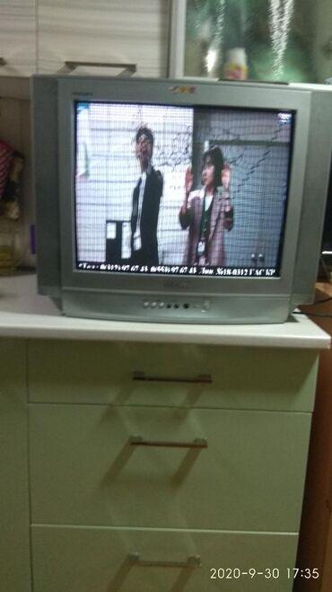Продается телевизор Samsung рабочий в хорошем состоянии