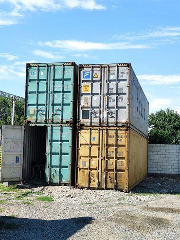 Оборудование для бизнеса в Лебединовка: Продаю контейнера 40 тонники морские