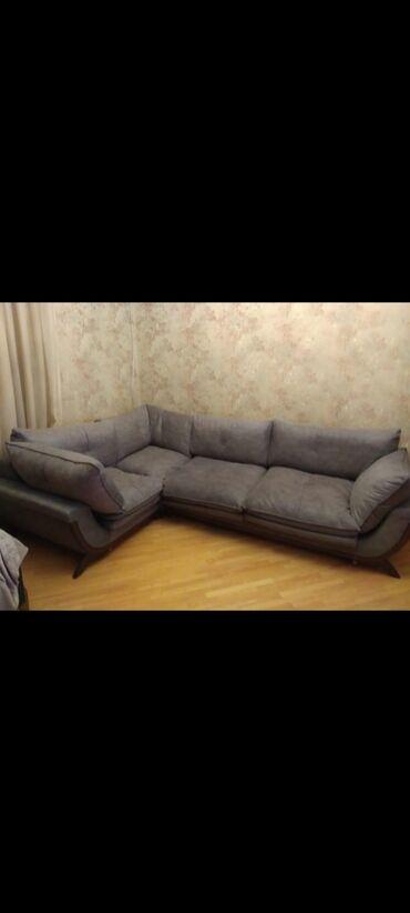 2192 elan | DIVANLAR: Турецкая фабрика Viva,угловой диван(3*2),в отличном состоянии