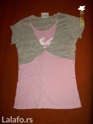 Majica-decija - Srbija: Majica- tunika. Kao nova, bez ostecenja i fleka, iz Engleske, Young