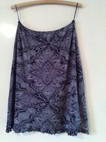 Suknja prijatan materijal - Sombor