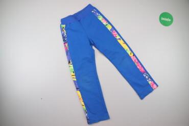Дитячі стильні спортивні штани     Довжина: 71 см Довжина кроку: 50 см