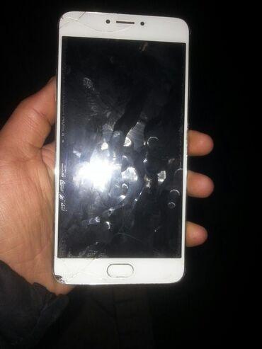 meizu m3 note аккумулятор в Кыргызстан: Телефон очен хорошый но на экране есть трешина документов нету коробки