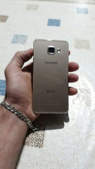 Электроника в Хачмаз: Б/у Samsung A300 16 ГБ Золотой