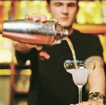 Требуется официант и бармен в новый в Бишкек