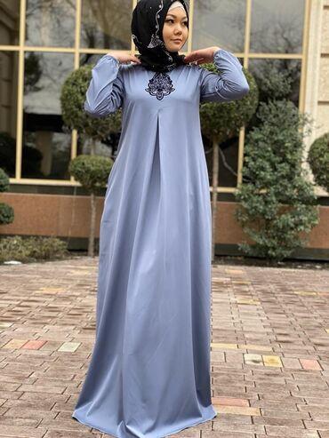 Платья - Бишкек: Платья. Размер 50. Ткань Дубайский шёлк. 🌹🌹🌹🌹🌹🌹🌹🌹🌹🌹🌹🌹🌹