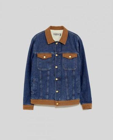 Новая, джинсовая куртка от ZARA в Бишкек