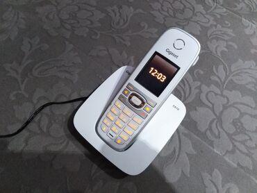 Kucici - Srbija: Siemens telefon sa color ekranom,Tft beli. Poptuno ipravan i