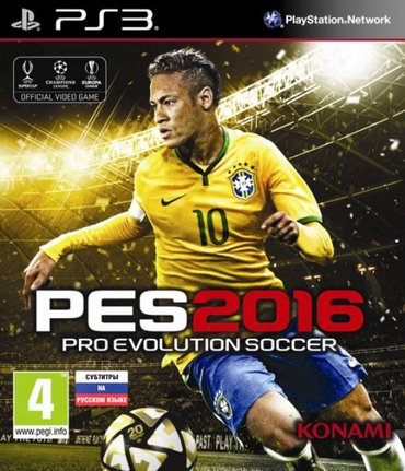 """Bakı şəhərində """"Pes 16"""" (PS3)"""