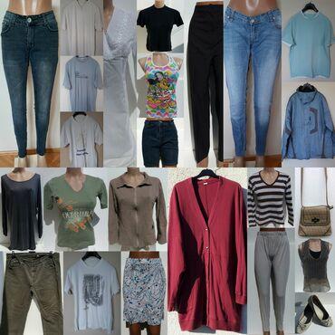 Sve sa slike - paket odeće *odlična ponuda* paket raznovrsne odeće i o