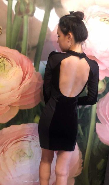 платье с открытой спинкой в Бишкек