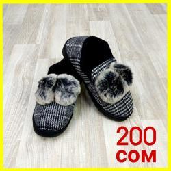 Тёплые женские тапочки  Размеры: 36-40 маломерят Цена: 200 сом в Бишкек