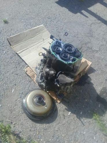 Продаю коробку на запчасть степ вагон в Бишкек