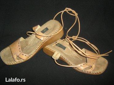 Kozne sandale 38 - Prokuplje
