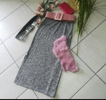 Suknja-hm-pamuk-elastin-cm-struk - Srbija: Divna suknja vel S M L PAMUK ELASTIN veliko snizenje