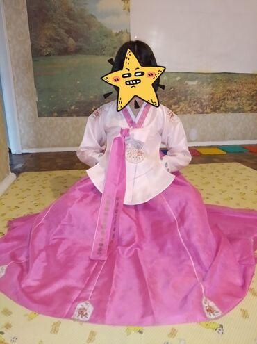 plate na 10 11 let в Кыргызстан: Корейский национальный костюмКорейский ханбок на девочкуНа рост