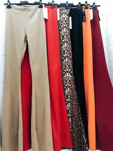 Pantalone elegantne - Srbija: Italijanske elegantne pantalone uni vel