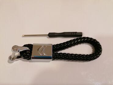 Privezak za kljuceve/brojanica CITROEN