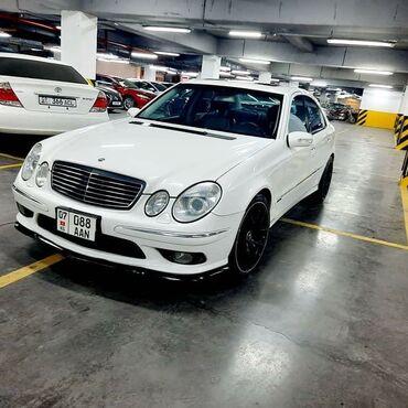 Mercedes-Benz E-Class 5 л. 2004 | 167000 км