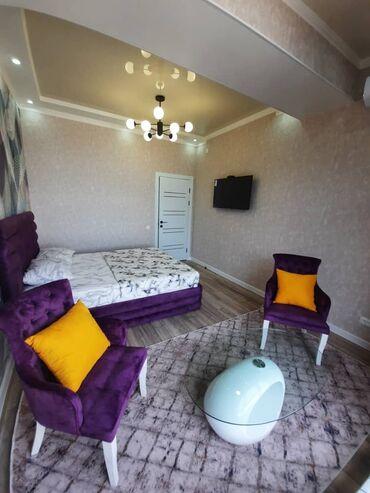 гос закупки бишкек в Кыргызстан: 1 комната, Душевая кабина, Постельное белье, Кондиционер, Без животных