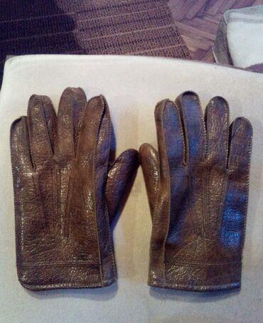 Rukavice - Sremska Mitrovica: Muške kožne rukavice