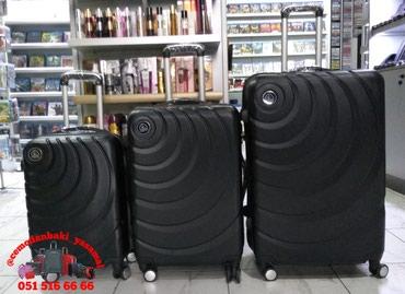Bakı şəhərində Чемодан.Чемоданы.Продажа доставка и ремонт чемоданов в Баку