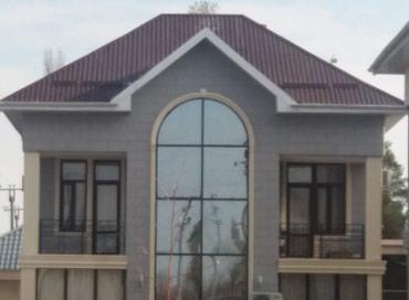 Кровля крыши металлочерепица ондулин профнастил в Бишкек
