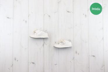 Детская обувь - Б/у - Киев: Туфлі для дівчинки Chicco, 20    Колір білий Розмір 20 см Довжина підо