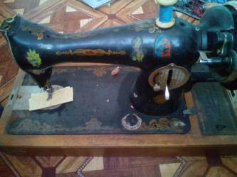 швейные цеха в Азербайджан: Швейная машинка