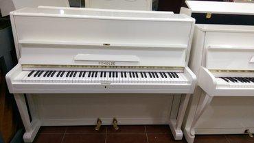 Bakı şəhərində Scholze piano -  Almaniya, Çexiya və Rusiya istehsalı yüksək