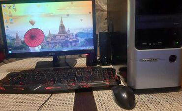 Masaüstü kompyuter. Windows 7. Butun melumatlar wekilde qeyd olunub