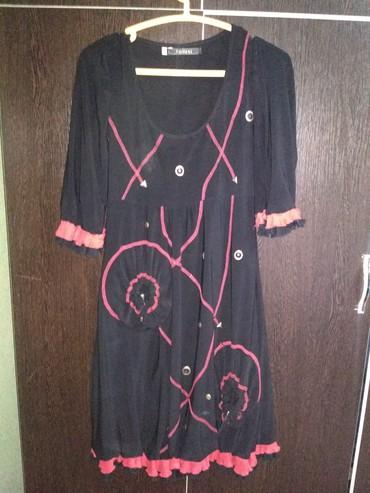 вечернее платье короткие в Кыргызстан: Продаю платье б/у, короткое, размер 46 одевала 3 раза, прошу 600