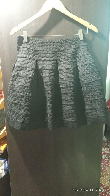 Личные вещи - Кызыл-Туу: Продам юбку пышную. Материал плотный стретч