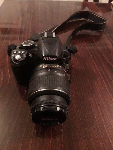 Fotoaparatlar - Gəncə: Nikon D3100
