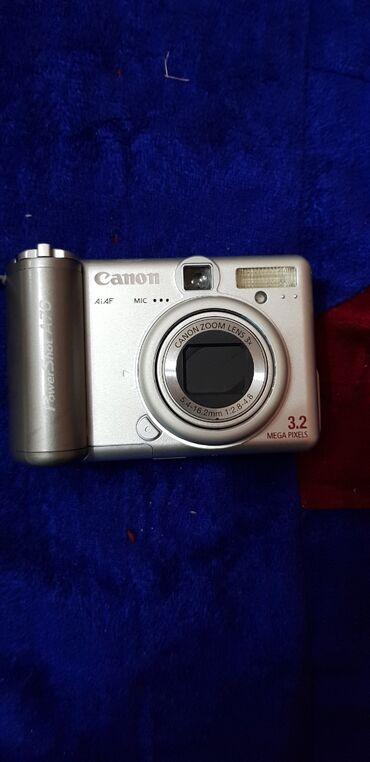 Электроника - Нижний Норус: Цифровая камера Canon powershot A70, видео и фото. 3,2-мегапиксельный