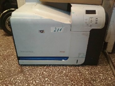 hp color laserjet cp1215 в Кыргызстан: Принтер HP Color LaserJet CP3525dn4-цветная лазерная печатьПри печати